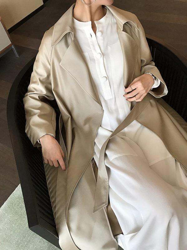 Luxury Trench Coat