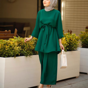 Elegant Modest Summer Two Piece Set 6