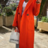 Bold Longline Winter Trench Coat