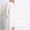 Elegant Beaded Abaya Dress