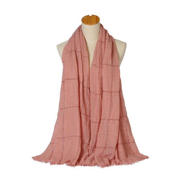 Everyday Cotton Hijab 5 Lotus Pink